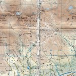 bedraggled map!