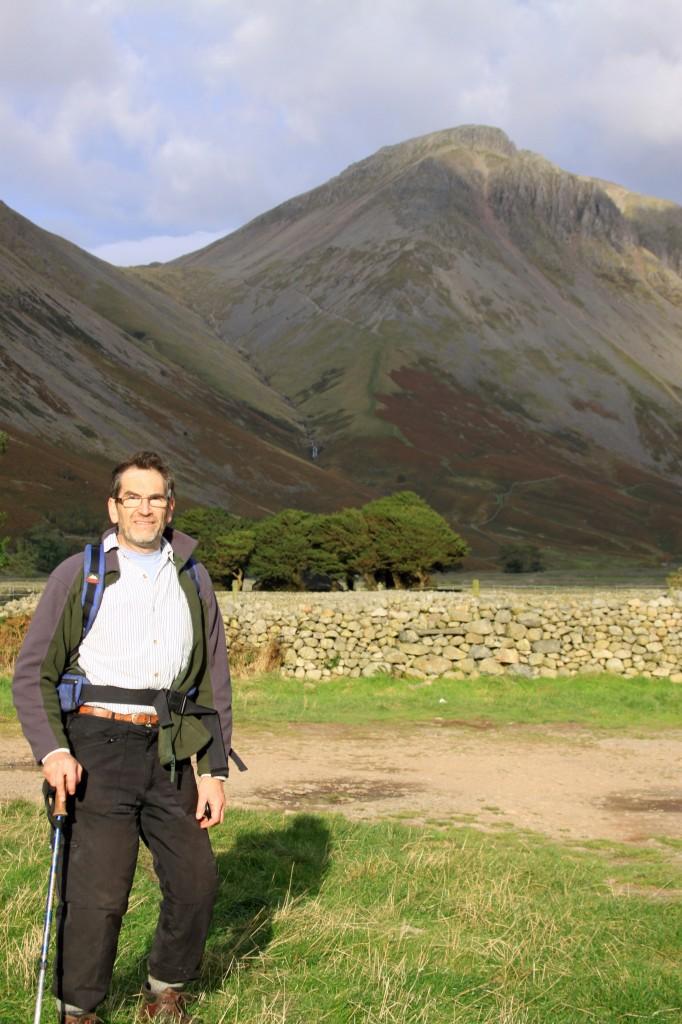 David at Wasdale Head